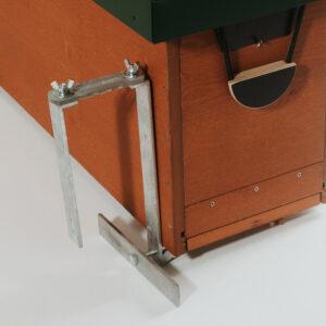 Balkonhalterung für die BienenBox