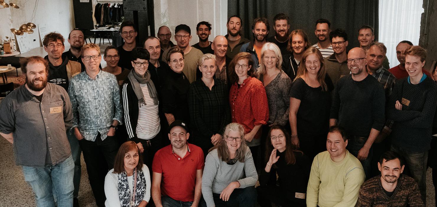 Stadtbienen Referentinnen und Referenten 2019